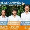 acto cierre de campaña en Venado Tuerto