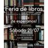 feria de libros en Venado Tuerto